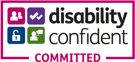 Disability Confident Employer - Committed